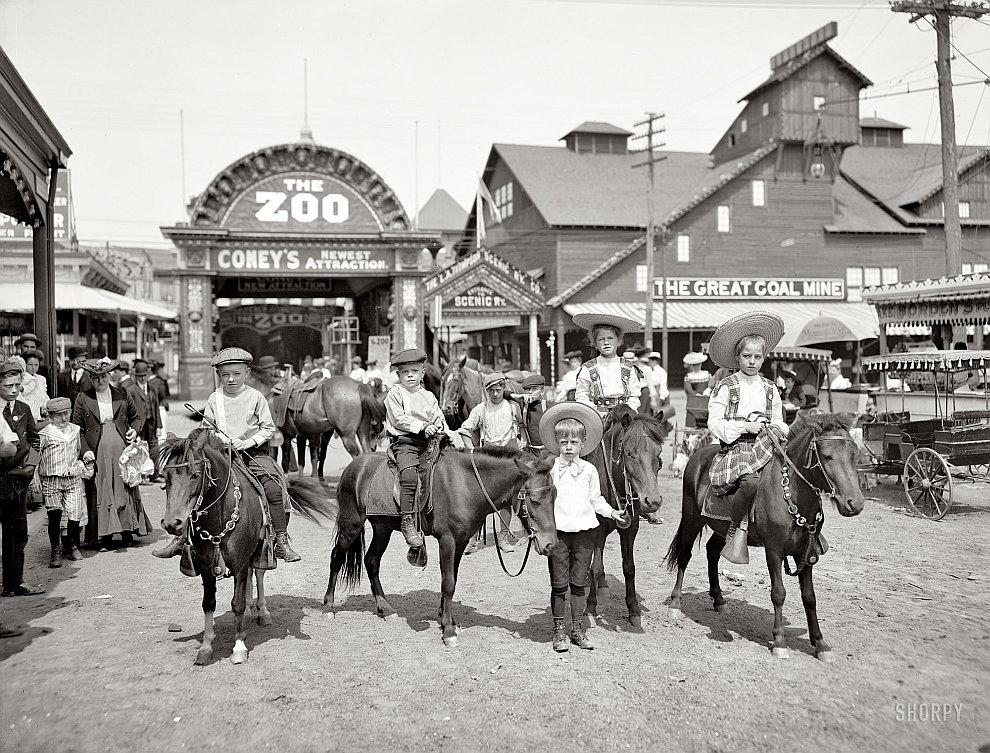 Нью-Йорк, 1904 год