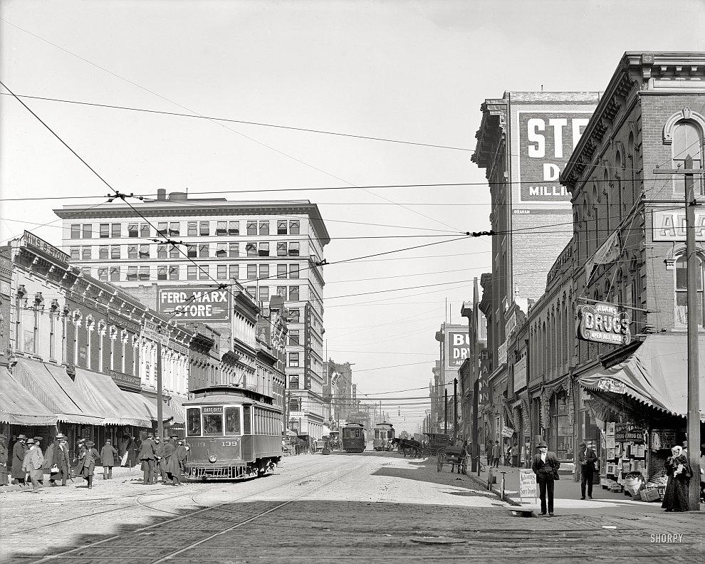 Бирмингем, штат Алабама, 1906 год