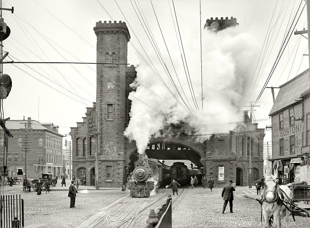 Салем, штат Массачусетс, 1910 год
