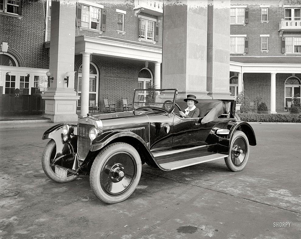 Вашингтон, 1921 год