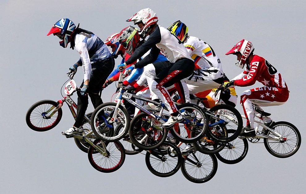 Мужские соревнования по велоспорту в BMX на Олимпийских играх в Лондоне