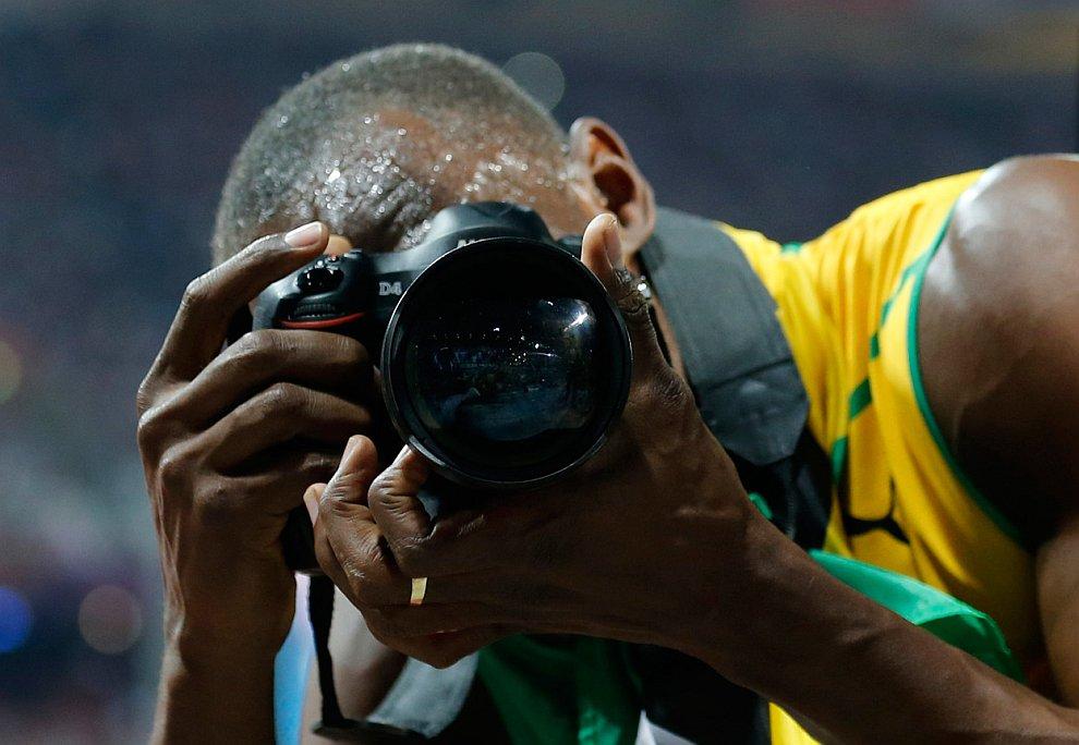 Усейн Болт нескромно заявил, что он является величайшим из живущих атлетов и назвал себя живой легендой
