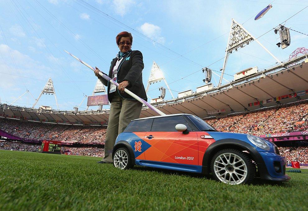 Олимпиада 2012 в Лондоне подходит к концу