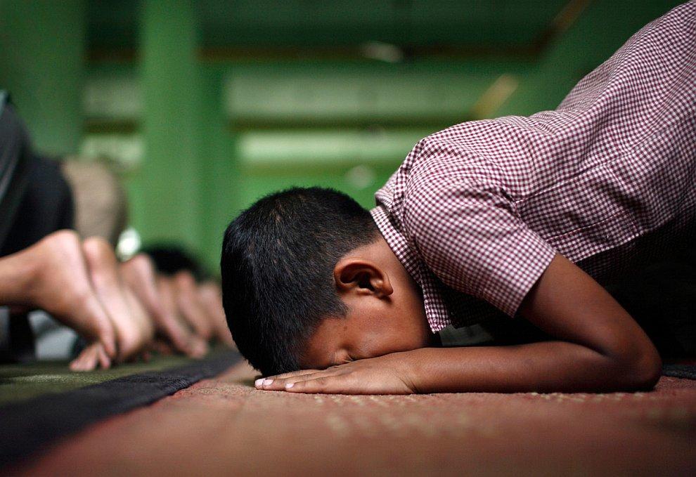 Маленький мусульманин из Катманду