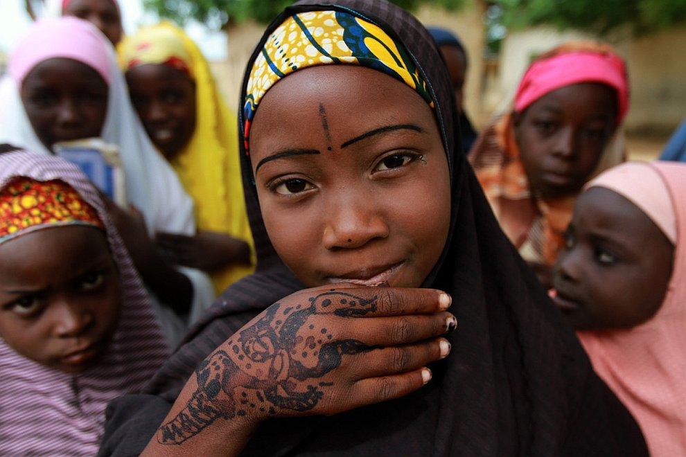 Рамадан в городе Кано, Нигерия