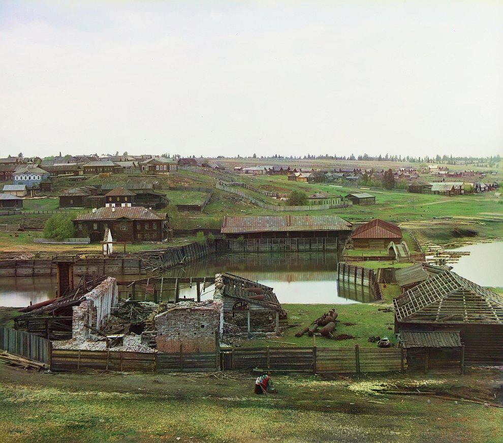 Шайтанский завод, прекративший работу в 1905 году