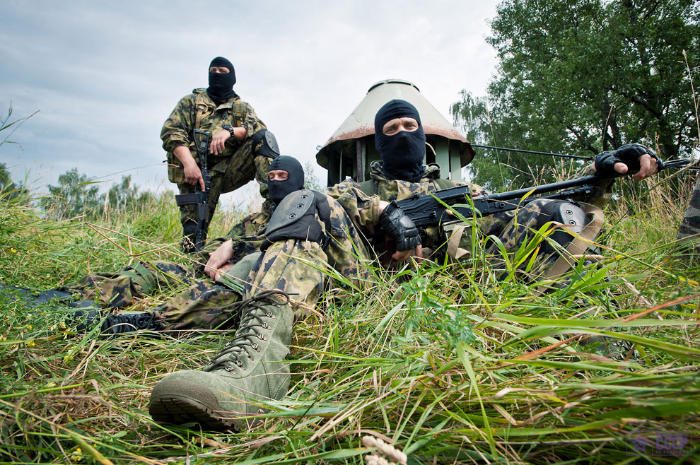 Специальный отряд быстрого реагирования «Булат»