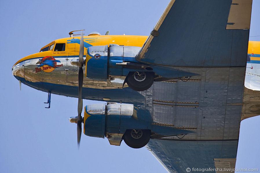 Douglas DC-3 «Дакота»