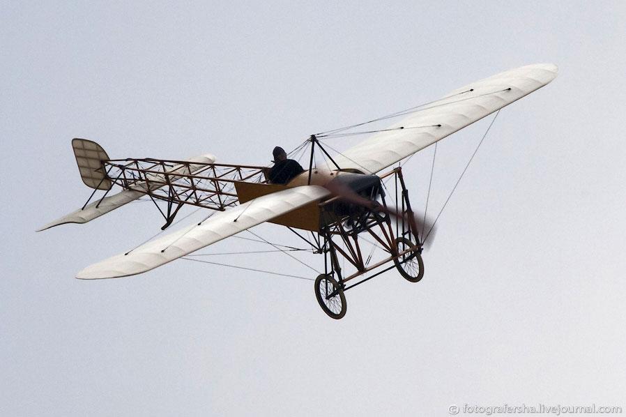 Блерио XI — разведывательный самолетик