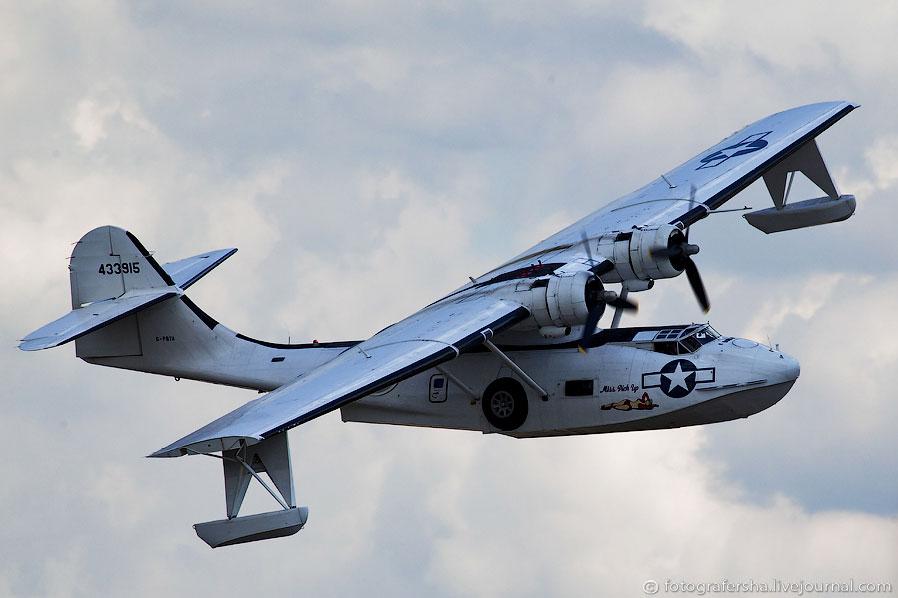 Консолидэйтед PBY «Каталина»