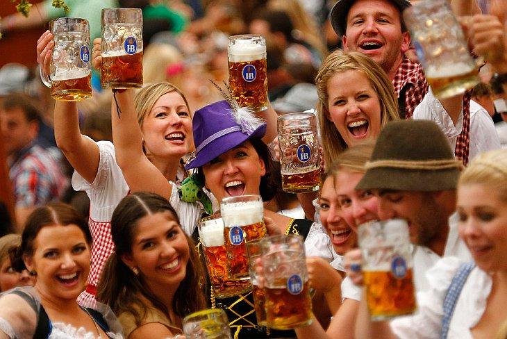 Фестиваль пива Октоберфест 2012