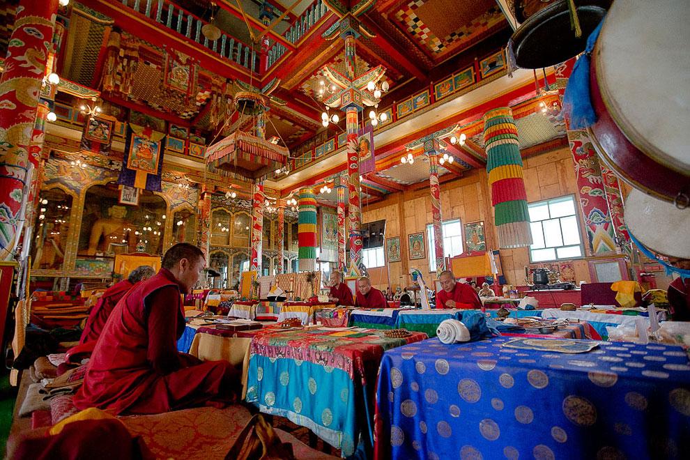 Центр российского буддизма