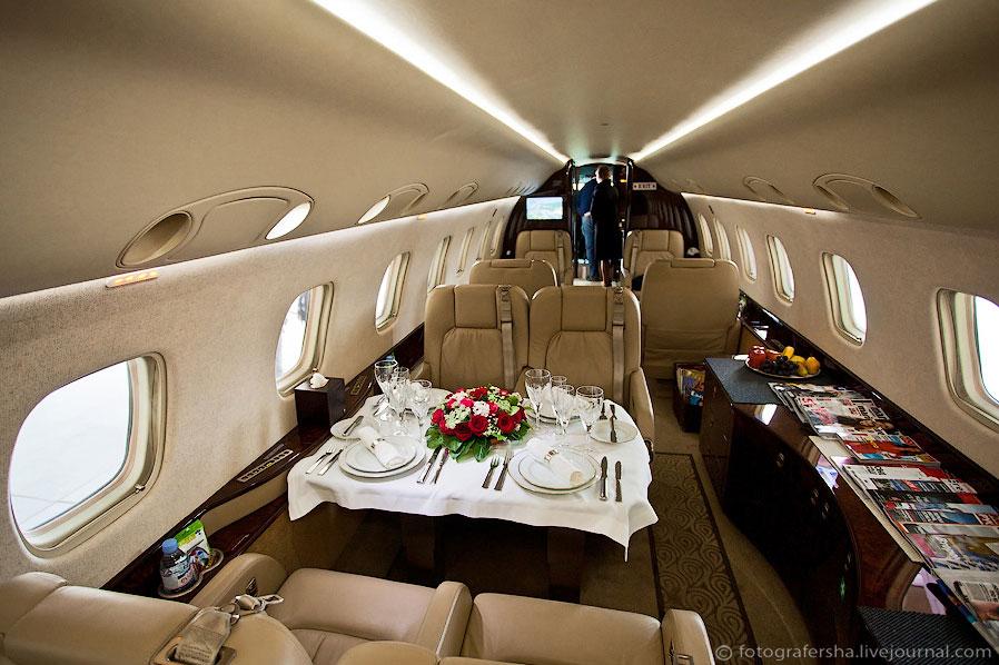 Самолет Embraer Legasy 650