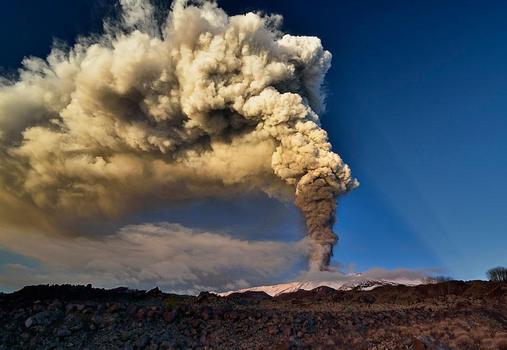 Сицилия и Вулкан Этна