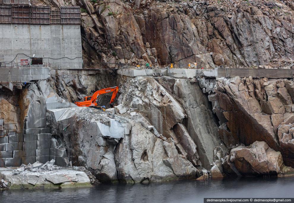 Самая большая ГЭС на Дальнем Востоке
