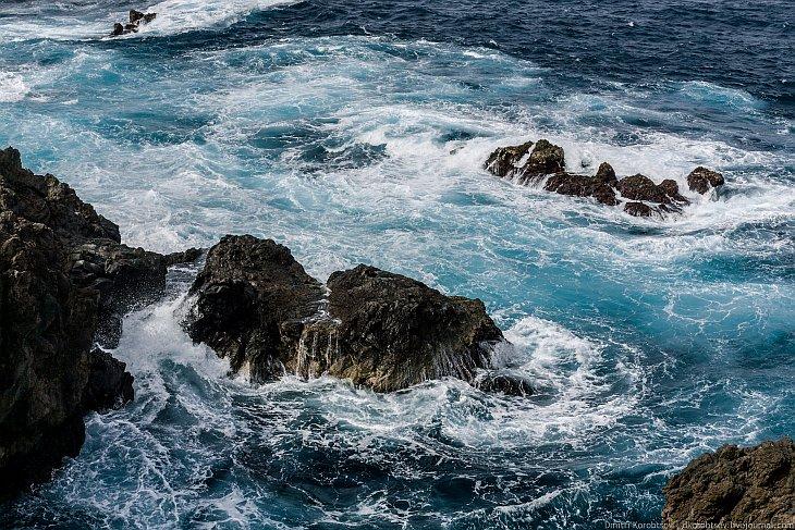 Путевые заметки: остров Мадейра