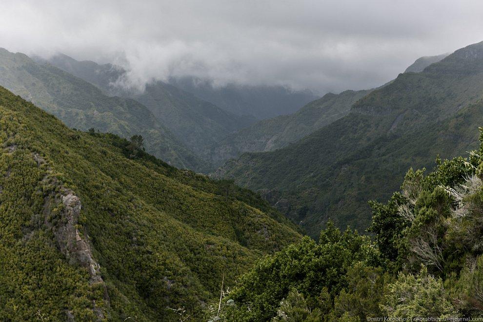 Долина Рабакал и Левада Ришко