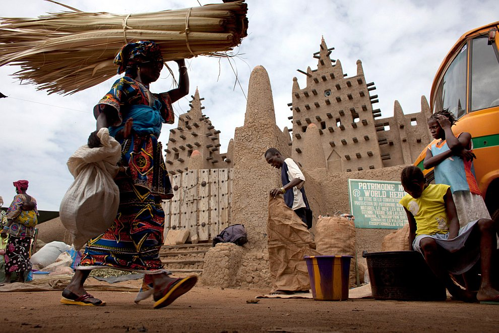 Мали: сцены из жизни