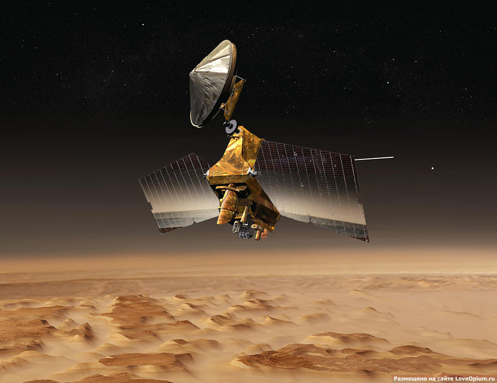 Межпланетная станциия НАСА