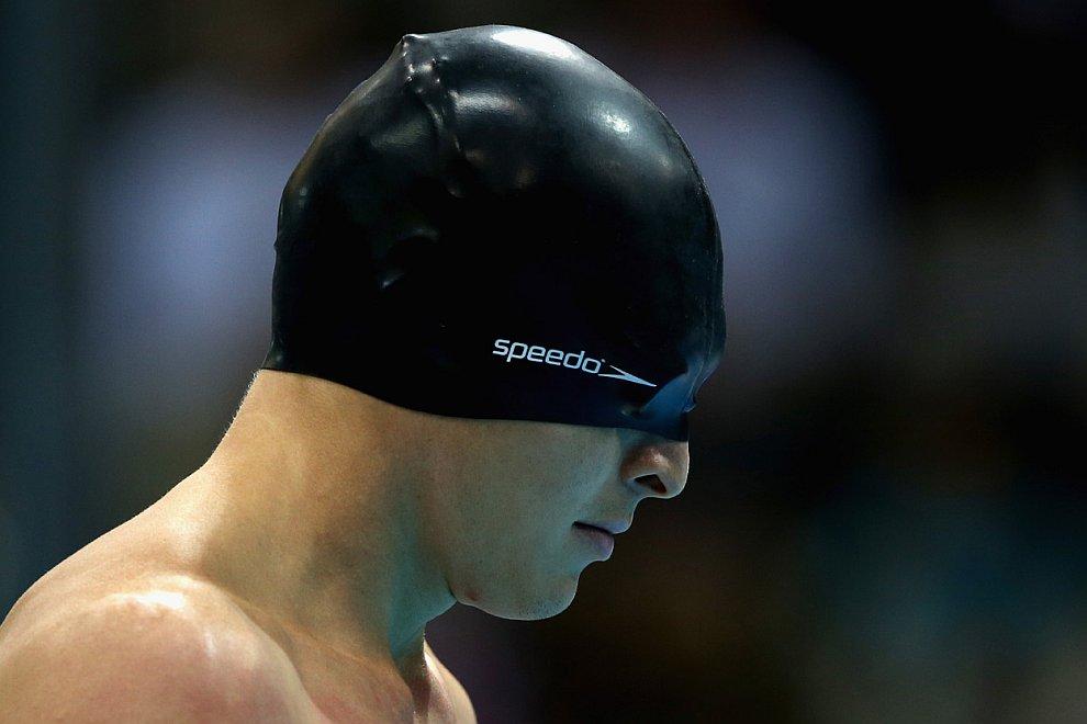 Рустам Нурмухаметов, незрячий пловец из Магнитогорска