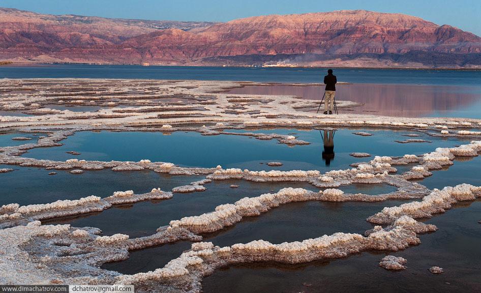 Солончаки Мертвого моря