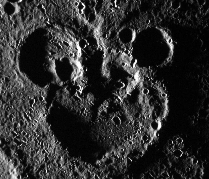Меркурий. Самая близкая к Солнцу планета Солнечной системы