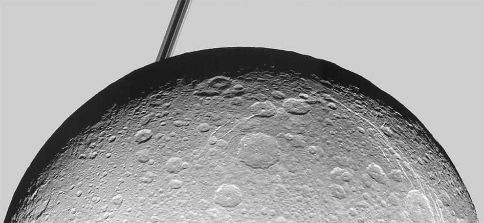 Спутник Сатурна — Диона
