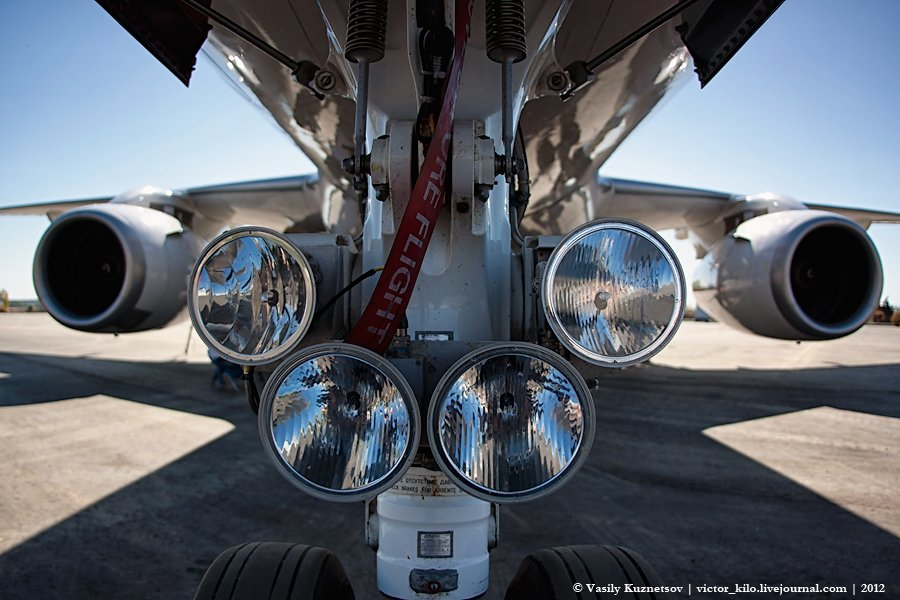 Underneath SuperJet