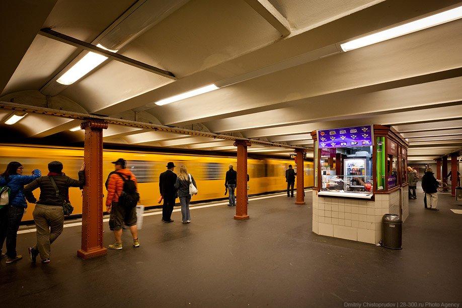 Берлинский метрополитен