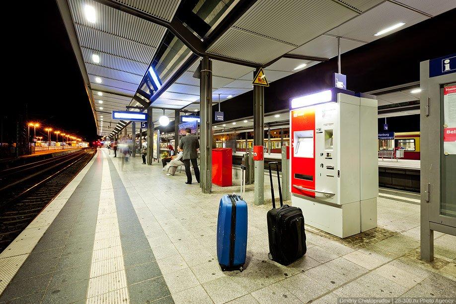 Берлинская городская электричка S-Bahn