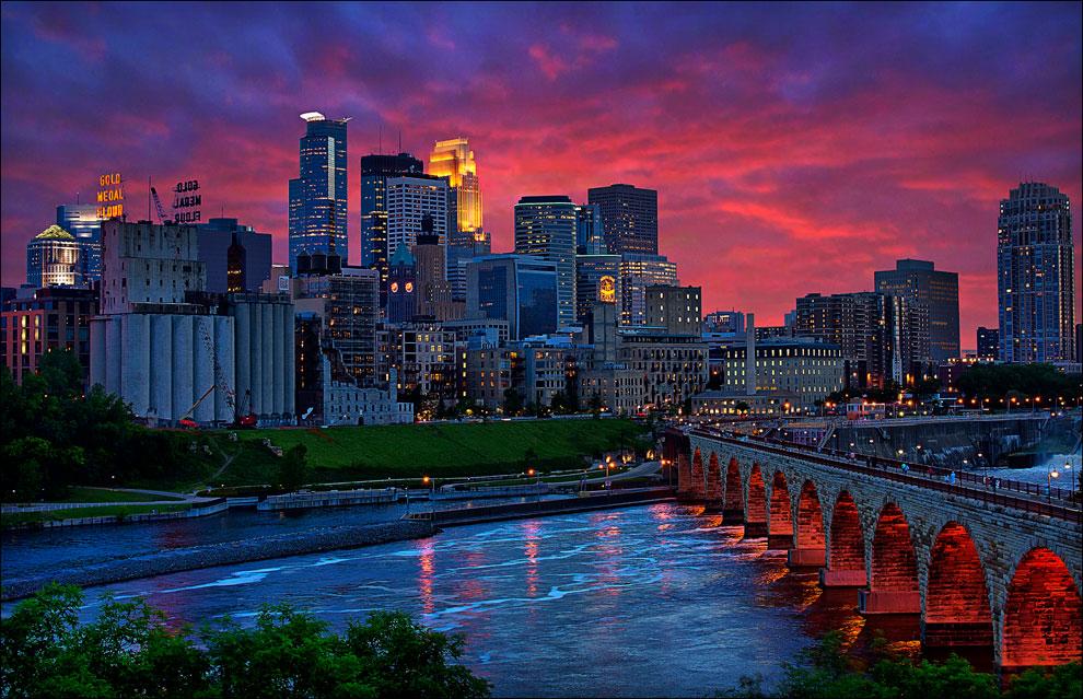 Штат Міннесота