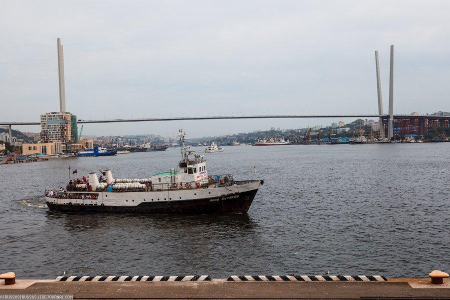 Добро пожаловать во Владивосток 2012!