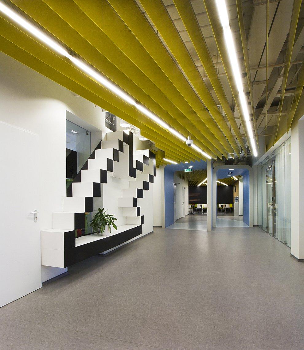 Новый офис Яндекса