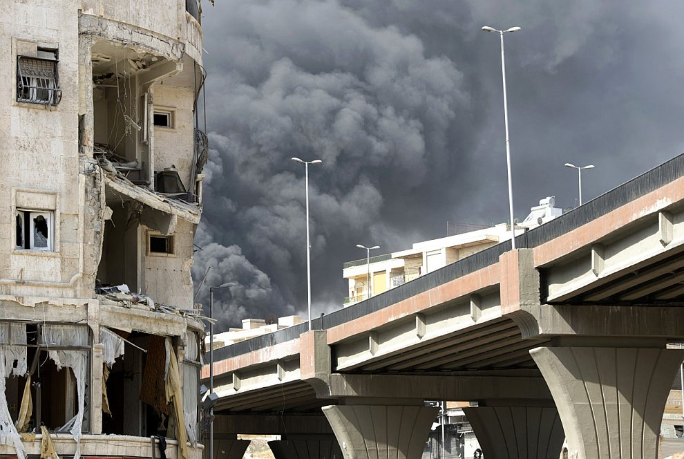 Сирия. Алеппо сегодня