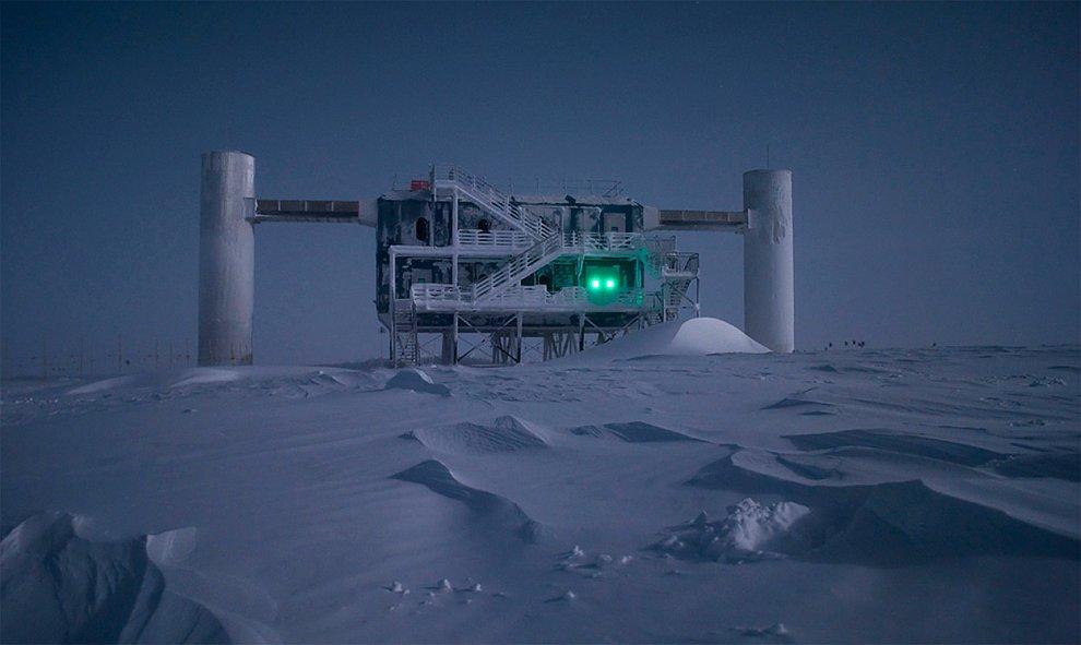 Лаборатория IceCube