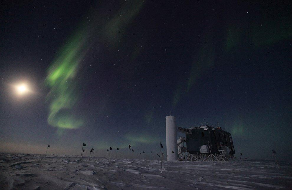 Антарктическая станция Амундсен—Скотт