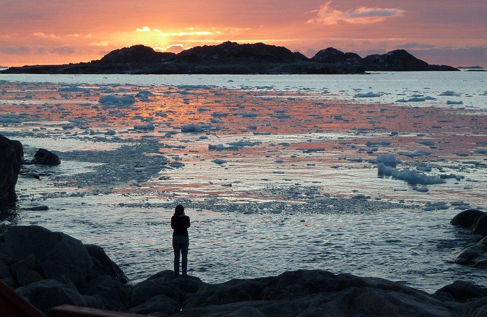 Арктическая станция Палмер