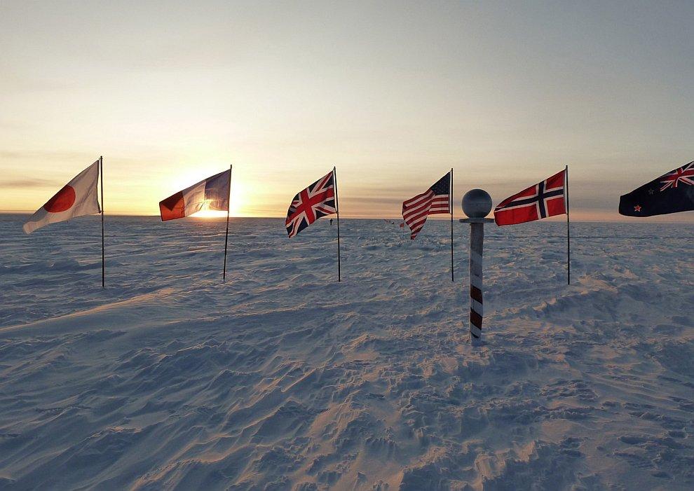 Договор об Антарктике