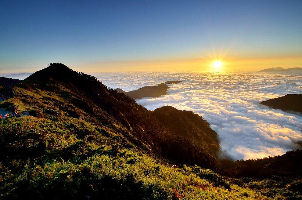 Гора Hehuan