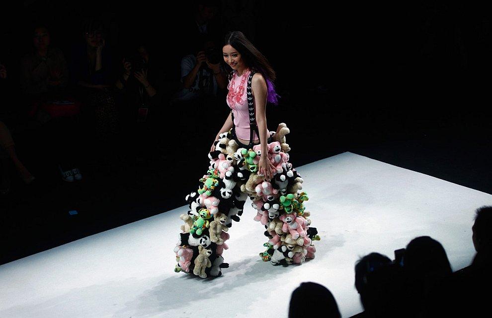 Неделя моды в Шанхае