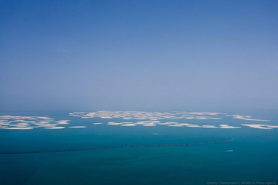 Полеты над Дубаи