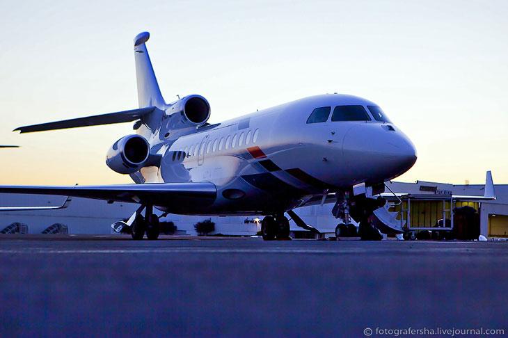 Реактивные самолеты бизнес класса