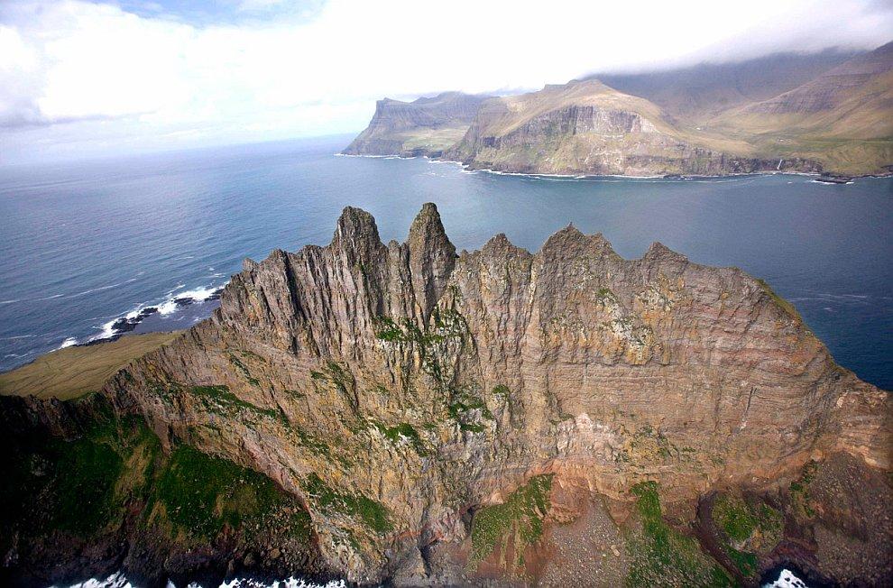 Путешествие на Фарерские острова