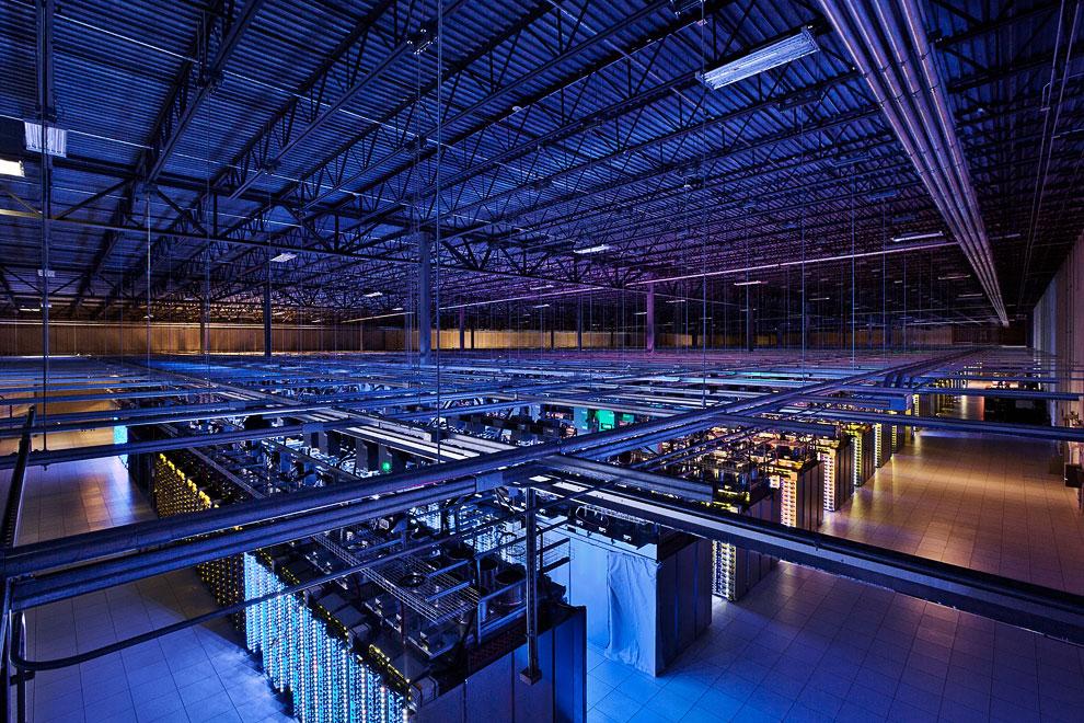 Системы охлаждения серверов