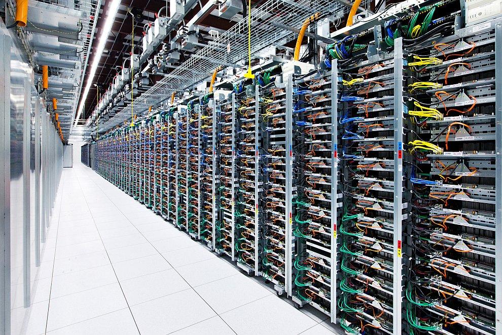 Там, где живет интернет