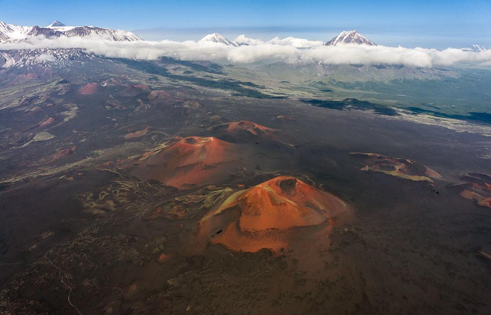 Толбачик — вулканический массив на Камчатке