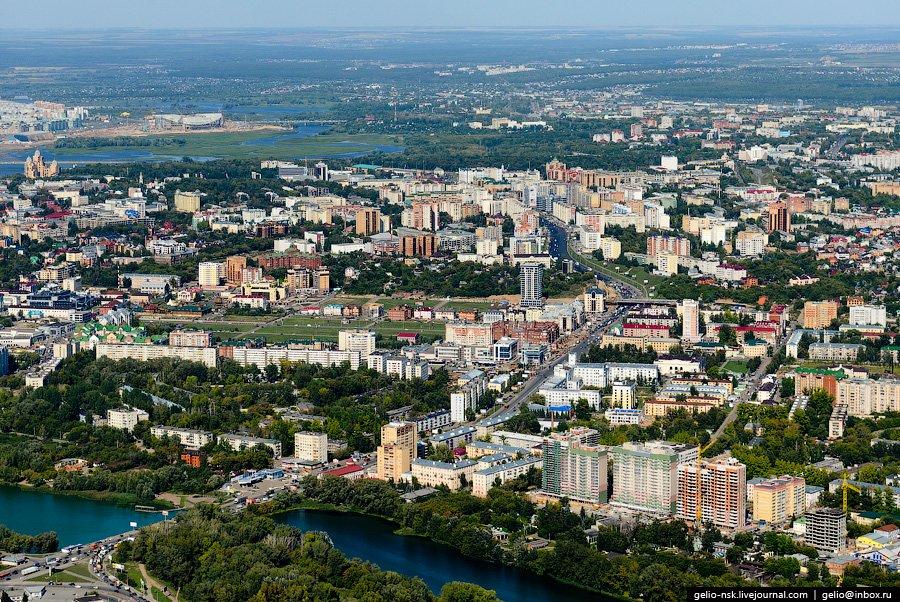 Полеты над Казанью