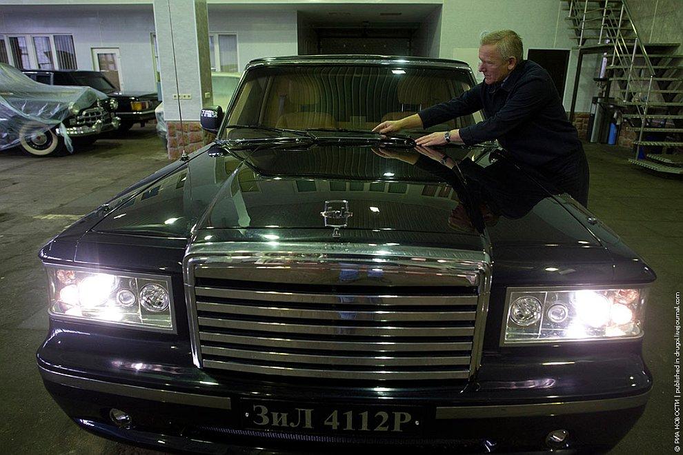 Лимузин для президента России