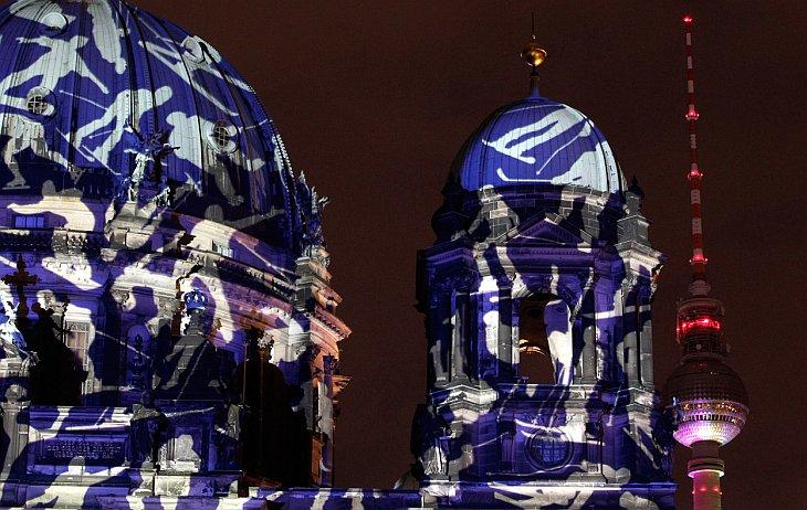 С 10 по 21 октября 2012 в Берлине пройдет ежегодный «Фестиваль света»