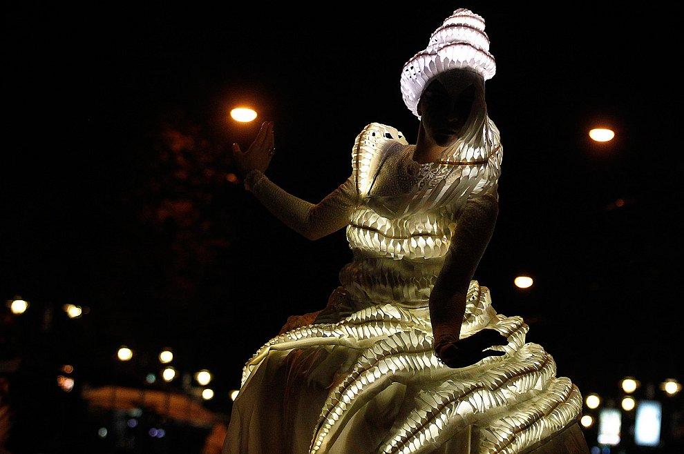 22 сентября 2012 на улицах Софии в Болгарии впервые прошли выступления артистов